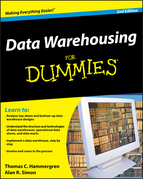 Data Warehousing For Dummies
