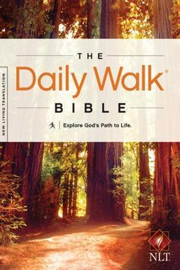 The Daily Walk Bible NLT
