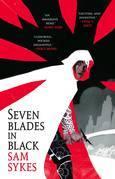 New Sam Sykes Novel #1