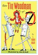 The Illustrated Tin Woodman of Oz