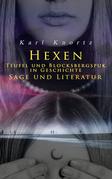Hexen, Teufel und Blocksbergspuk in Geschichte, Sage und Literatur