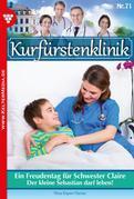 Kurfürstenklinik 71 - Arztroman