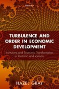 Turbulence and Order in Economic Development
