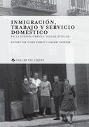 Inmigración, trabajo y servicio doméstico