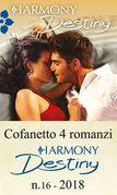 Cofanetto 4 romanzi Harmony Destiny - 16