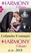 Cofanetto 8 romanzi Harmony Collezione - 16