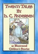 HANS ANDERSEN'S TALES - Vol. 1 - 20 Illustrated Children's Tales