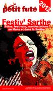 Festiv' Sarthe  2012 (avec avis des lecteurs)