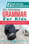 No Mistakes Grammar for Kids, Volume III