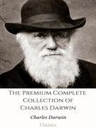 The Premium Complete Collection of Charles Darwin