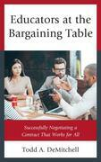 Educators at the Bargaining Table