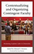 Contextualizing and Organizing Contingent Faculty