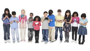 Children and the media vs kids and technology
