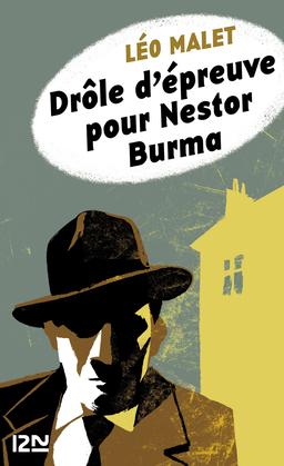 Drôle d'épreuve pour Nestor Burma