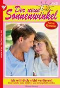 Der neue Sonnenwinkel 21 – Familienroman