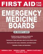 First Aid for the Emgergency Medicine Boards