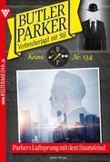Butler Parker 134 - Kriminalroman