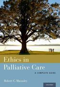 Ethics in Palliative Care