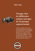 Voyages chez les différentes nations sauvages de l'Amérique septentrionale