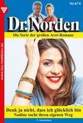 Dr. Norden 674 – Arztroman