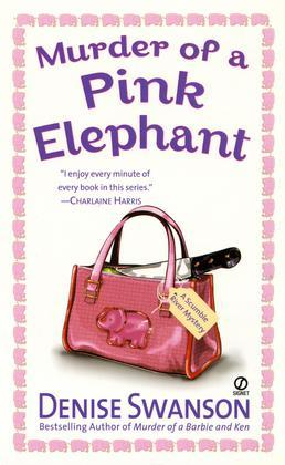 Murder of a Pink Elephant: A Scumble River Mystery