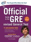 GRE the Official Guide to the Revised General Test 2/E (Book) [With CDROM]