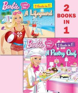 I Can Be a Pastry Chef/I Can Be a Lifeguard (Barbie)