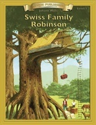 Swiss Family Robinson: Classic Literature Easy to Read