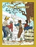 Tom Sawyer: Classic Literature Easy to Read