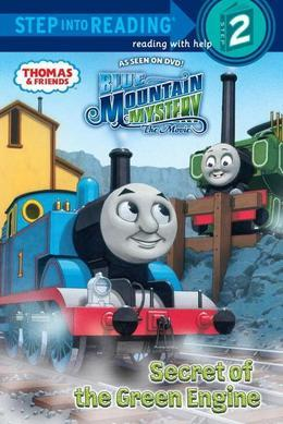 Secret of the Green Engine (Thomas & Friends)