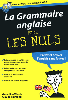 La Grammaire anglaise poche Pour les Nuls