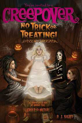 No Trick-or-Treating!: Superscary Superspecial