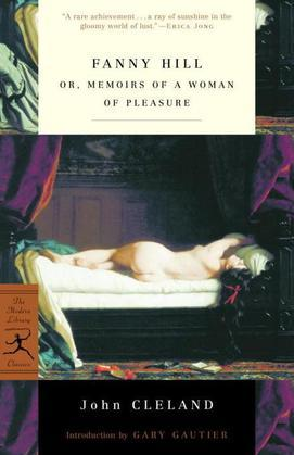 Fanny Hill: or, Memoirs of a Woman of Pleasure