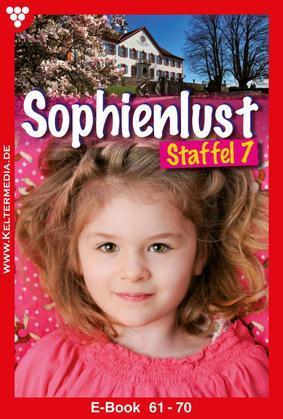Sophienlust Staffel 7 – Liebesroman