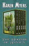 The Hounds of Annwn 1-5