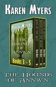 The Hounds of Annwn 3-5