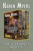 The Chained Adept 1-4