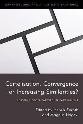 Cartelisation, Convergence or Increasing Similarities?