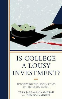 Is College a Lousy Investment?
