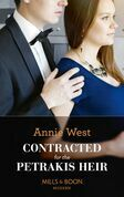 Contracted For The Petrakis Heir (Mills & Boon Modern) (One Night With Consequences, Book 39)