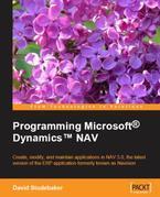 Programming Microsoft® Dynamics™ NAV