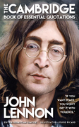 JOHN LENNON - The Cambridge Book of Essential Quotations