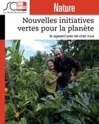 Nouvelles initiatives vertes pour la planète