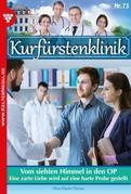 Kurfürstenklinik 73 – Arztroman