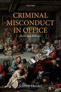 Criminal Misconduct in Office