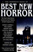 The Mammoth Book of Best New Horror 2003: Vol 14