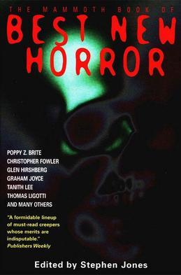 The Mammoth Book of Best New Horror 2002: Vol 13