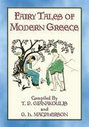 FAIRY TALES OF MODERN GREECE - 12 illustrated Greek stories