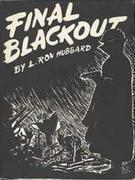 World War 2, What If .... Final Blackout by L. Ron Hubbard