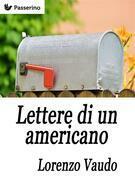 Lettere di un americano